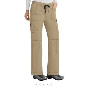 Women's Gen Flex Youtility Cargo Scrub Pants small